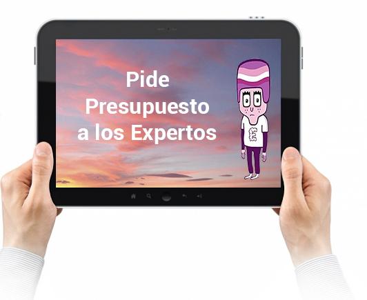 tablet presupuesto frikitek